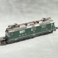 Trenes Escala: LOCOMOTORA FLEISCHMANN 11156 SBB CFF FFS ESCALA H0 FLEISCHMAN. Lote 255563520