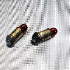 Trenes Escala: FLEISCHMANN 9531 PAREJA DE BOMBILLAS ORIGINALES H0. Lote 255921850