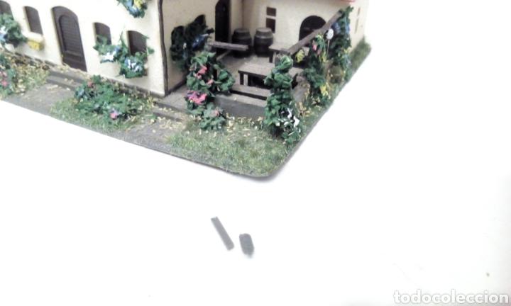 Trenes Escala: JIFFY VENDE MAQUETA CASA HOSTAL POSADA HOTEL CON MERENDERO DIRÍA QUE ES H0. MARKLIN FLEISCHMANN ROCO - Foto 2 - 256064465