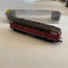 Trenes Escala: FLEISCHMANN. HO. LOCOMOTORA. DB 218. Lote 261269080