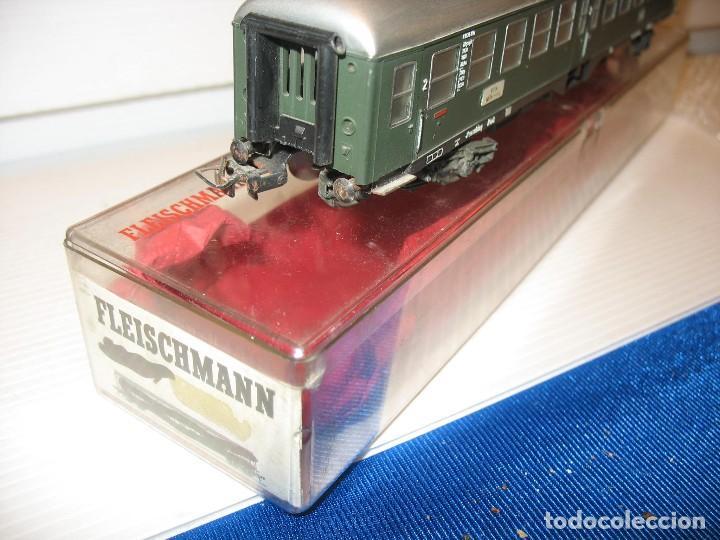 Trenes Escala: vagon fleischmann HO - Foto 2 - 262138110