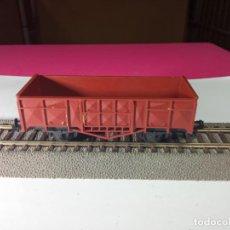 Trains Échelle: VAGÓN BORDE ALTO ESCALA HO DE FLEISCHMANN. Lote 266023083