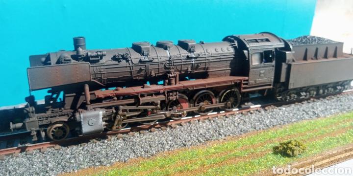 Trenes Escala: Locomotora a vapor H0 - Foto 2 - 266267373