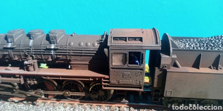 Trenes Escala: Locomotora a vapor H0 - Foto 3 - 266267373