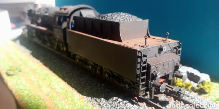 Trenes Escala: Locomotora a vapor H0 - Foto 4 - 266267373