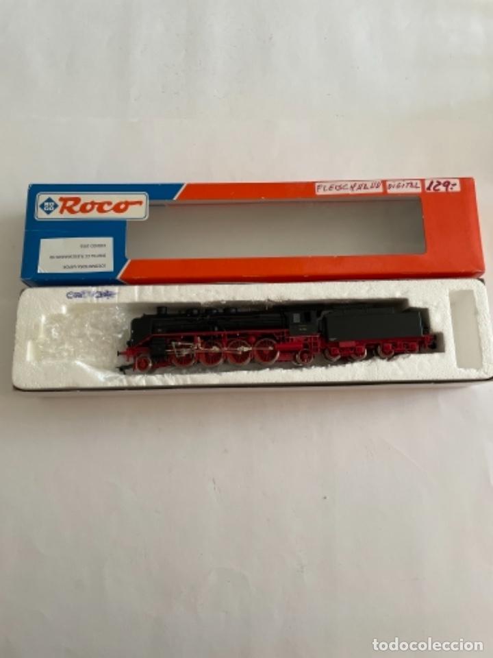 Trenes Escala: FLEISCHMANN. HO. VAPOR DIGITAL 39 204 - Foto 9 - 267083959