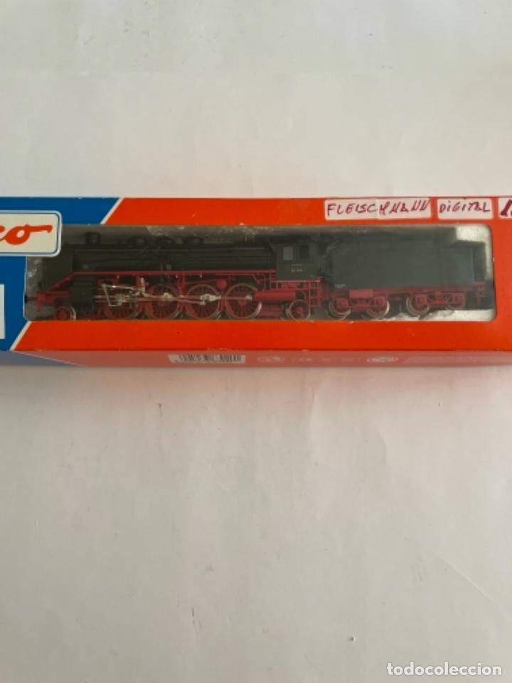 Trenes Escala: FLEISCHMANN. HO. VAPOR DIGITAL 39 204 - Foto 11 - 267083959