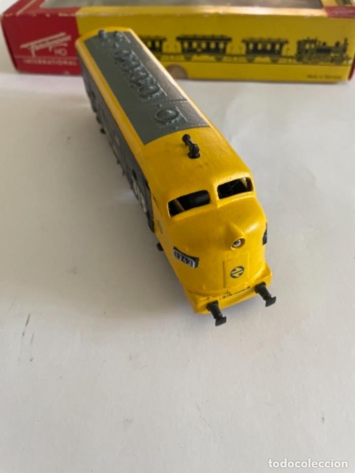 Trenes Escala: FLEISCHMANN. HO. REF 4701. RENFERIZADA 318 - Foto 2 - 267238189