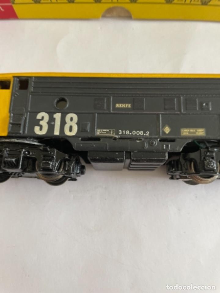 Trenes Escala: FLEISCHMANN. HO. REF 4701. RENFERIZADA 318 - Foto 5 - 267238189