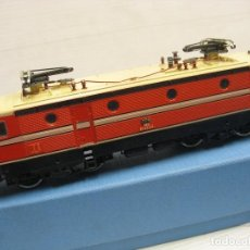 Trenes Escala: LOCOMOTORA AUSTRIA FLESCHMANN HO. Lote 267406449