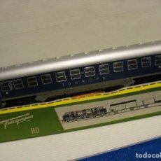 Trenes Escala: VAGON FLEISCHMANN TOUROPA HO. Lote 267676449