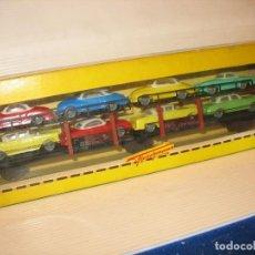 Trenes Escala: VAGON FLEISCHMANN PORTA COCHES HO 1472. Lote 267678339