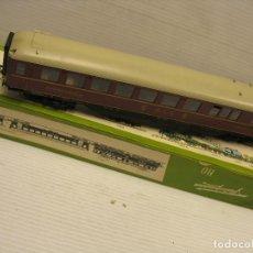 Trenes Escala: VAGON FLEISCHMANN DSG HO. Lote 267679909