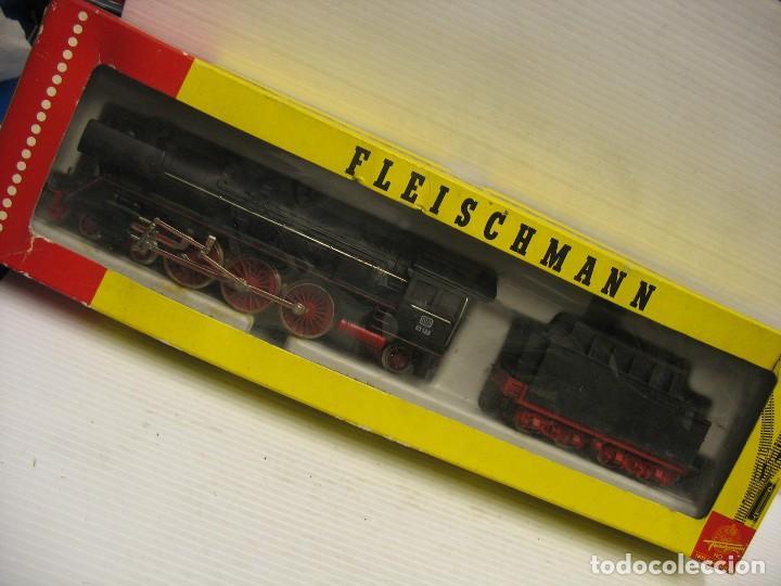Trenes Escala: fleischmann locomotora 2-3-1 HO cc 1361 - Foto 9 - 267683284