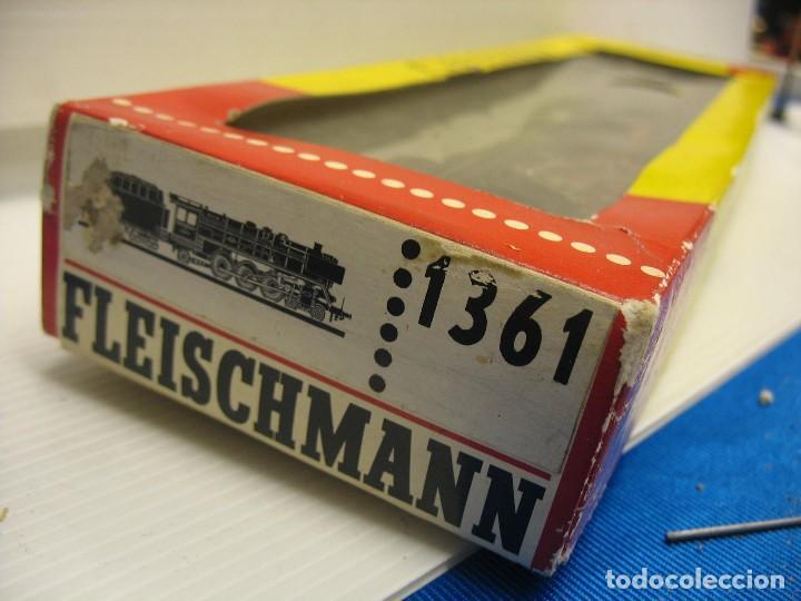 Trenes Escala: fleischmann locomotora 2-3-1 HO cc 1361 - Foto 10 - 267683284