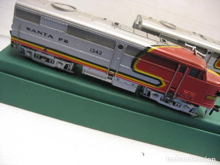 Trenes Escala: santa FE fleschmann la 1341 y 1342 - Foto 5 - 267825154