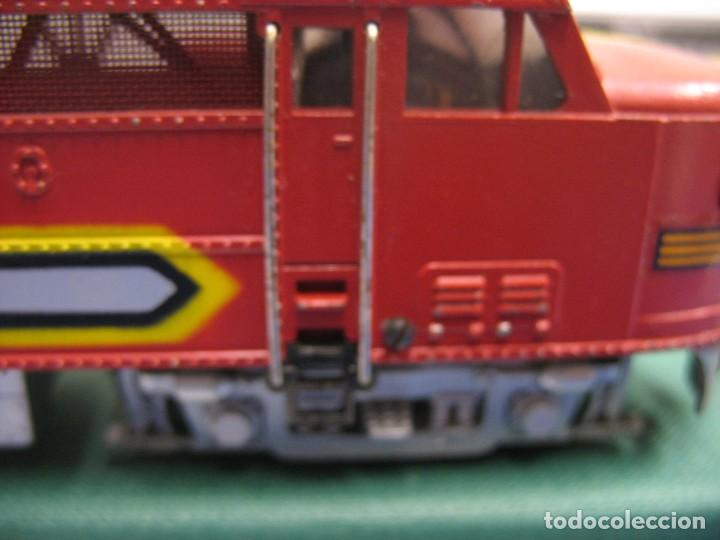 Trenes Escala: santa FE fleschmann la 1341 y 1342 - Foto 7 - 267825154