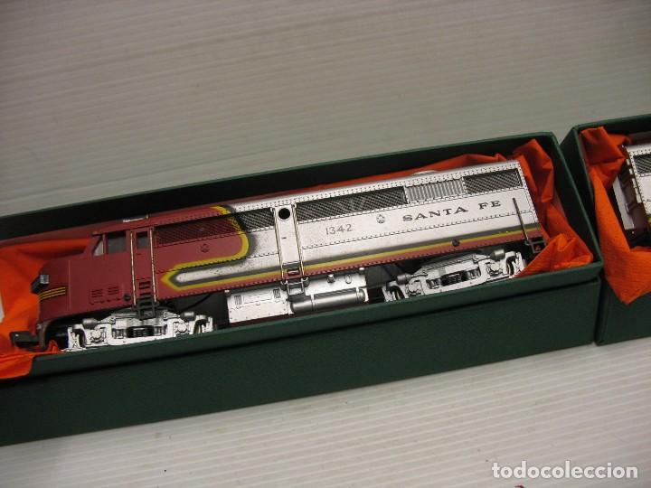 Trenes Escala: santa FE fleschmann la 1341 y 1342 - Foto 11 - 267825154