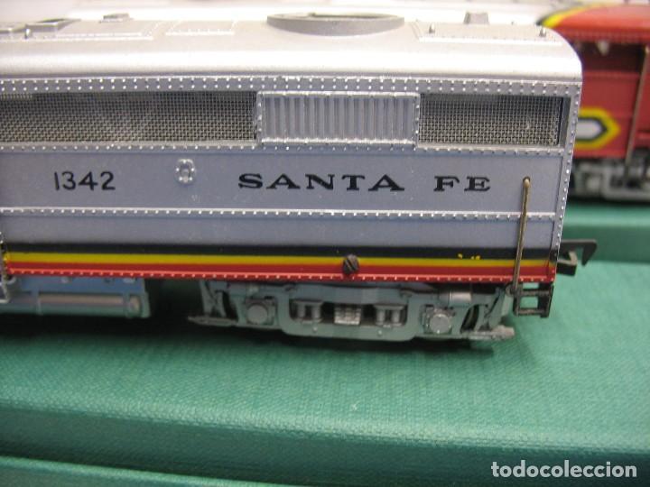 Trenes Escala: santa FE fleschmann la 1341 y 1342 - Foto 14 - 267825154