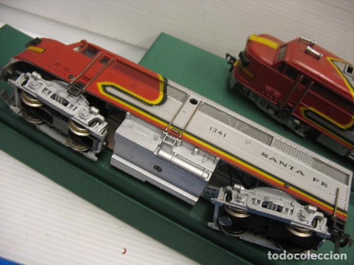 Trenes Escala: santa FE fleschmann la 1341 y 1342 - Foto 19 - 267825154