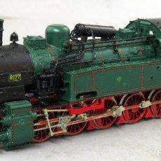 Trenes Escala: LOCOMOTORA VAPOR FLEISCHMANN H0 8177 MADE IN GERMANY NO FUNCIONA. Lote 268028909