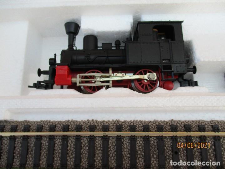 Trenes Escala: FLEISCHMAN CAJA DE INICIO Nº 6365 como nueva caja algun roce ver fotos - Foto 3 - 268909129