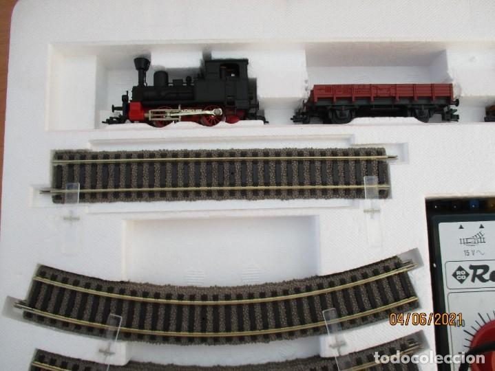 Trenes Escala: FLEISCHMAN CAJA DE INICIO Nº 6365 como nueva caja algun roce ver fotos - Foto 5 - 268909129