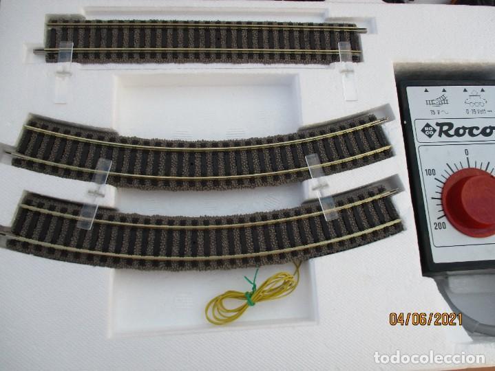 Trenes Escala: FLEISCHMAN CAJA DE INICIO Nº 6365 como nueva caja algun roce ver fotos - Foto 7 - 268909129