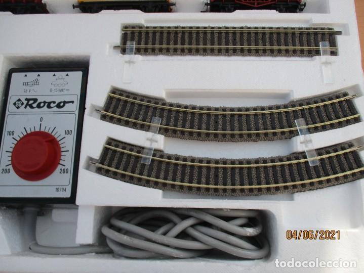 Trenes Escala: FLEISCHMAN CAJA DE INICIO Nº 6365 como nueva caja algun roce ver fotos - Foto 8 - 268909129