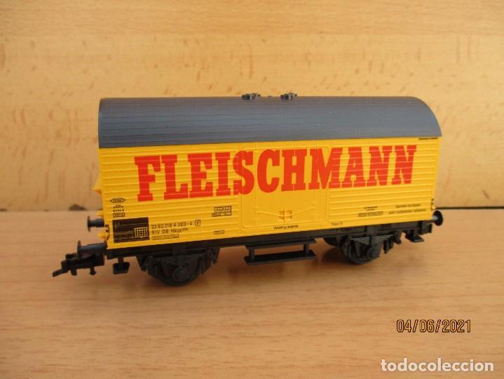 Trenes Escala: FLEISCHMAN CAJA DE INICIO Nº 6365 como nueva caja algun roce ver fotos - Foto 14 - 268909129