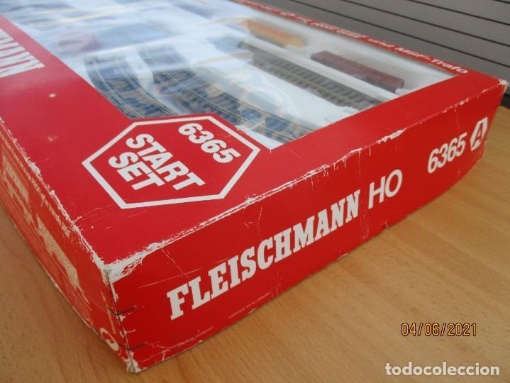 Trenes Escala: FLEISCHMAN CAJA DE INICIO Nº 6365 como nueva caja algun roce ver fotos - Foto 16 - 268909129