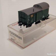 Trenes Escala: FLEISCHMANN H0 5300- VAGÓN ACOMPAÑAMIENTO TREN DE MERCANCÍAS. Lote 270141588