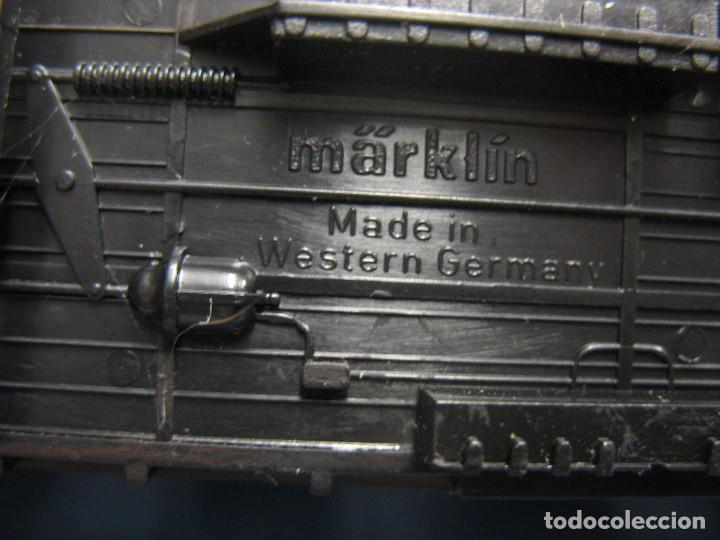 Trenes Escala: vagon viajeros marklin c.a HO - Foto 9 - 273517458