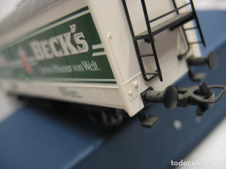 Trenes Escala: vagon fleischmann HO cervesas - Foto 2 - 273529463