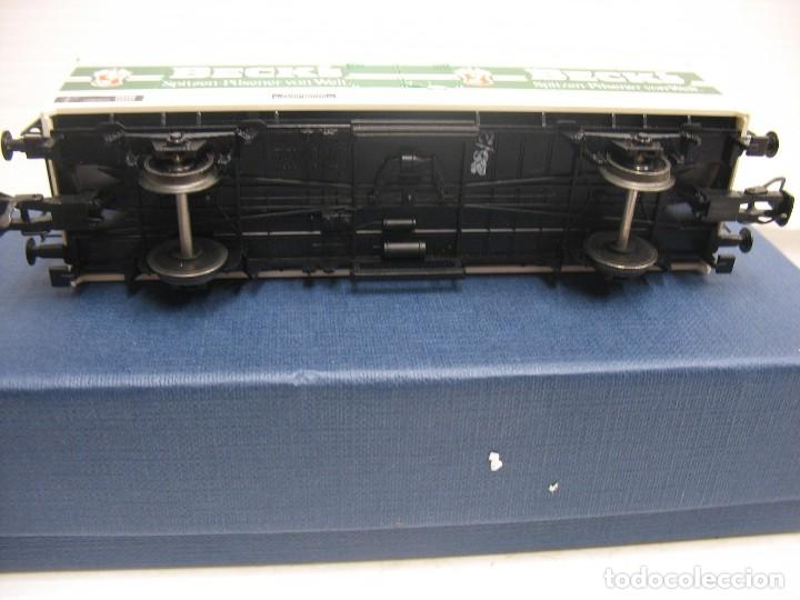 Trenes Escala: vagon fleischmann HO cervesas - Foto 5 - 273529463