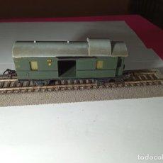 Trenes Escala: VAGÓN FURFON ESCALA HO DE FLEISCHMANN. Lote 273652248