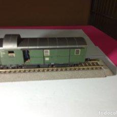 Trenes Escala: VAGÓN FURGON DE LA DB ESCALA HO DE FLEISCHMANN. Lote 273652558