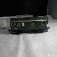 Comboios Escala: VAGÓN POSTAL ESCALA HO DE FLEISCHMANN. Lote 274335783