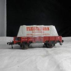 Comboios Escala: VAGÓN TOLDO ESCALA HO DE FLEISCHMANN. Lote 274349263