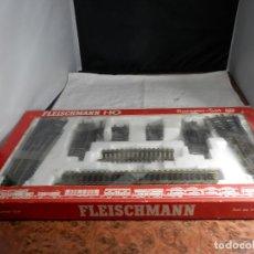 Trenes Escala: SET DE VIAS ESCALA HO DE FLEISCHMANN. Lote 274559448
