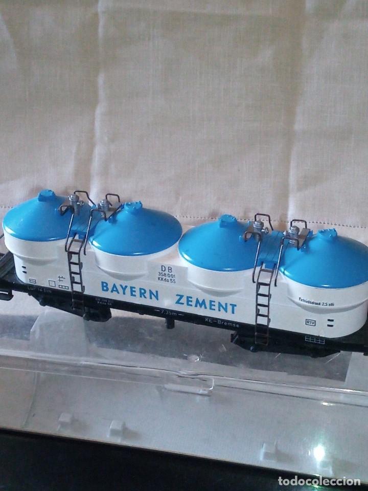 Trenes Escala: ~~~~ VAGÓN MERCANCÍAS FLEISCHMANN ESCALA H0, EN SU CAJA ~~~~ - Foto 3 - 276703343