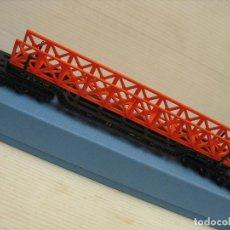 Trenes Escala: VAGON FLEICHMANN CON PUENTE. Lote 277093308
