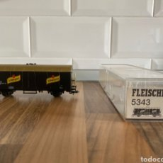 Trenes Escala: VAGÓN FLEISCHMANN 5343. Lote 277118223