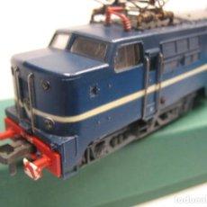 Trenes Escala: LOCOMOTORA FLESCHMANN ELECTRICA HO. Lote 280193628