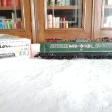 Trenes Escala: FLEISCHMANN H0 4380 LOCOMOTORA ELÉCTRICA BR 151 030-4 DB DIGITAL NUEVA OVP. Lote 284461958