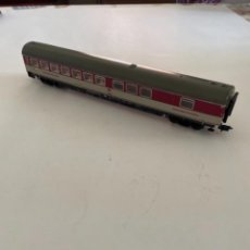 Trenes Escala: FLEISCHMANN. HO. REF 5175 COCHE RESTAURANTE DB CON LUZ. Lote 284692443