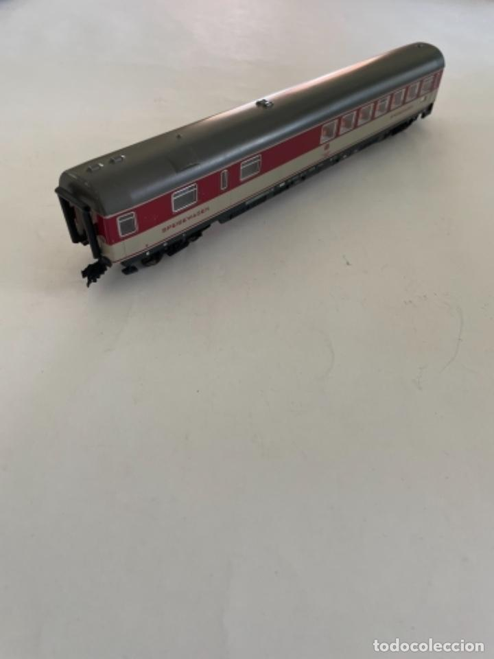 Trenes Escala: FLEISCHMANN. HO. REF 5175 COCHE RESTAURANTE DB CON LUZ - Foto 2 - 284692443