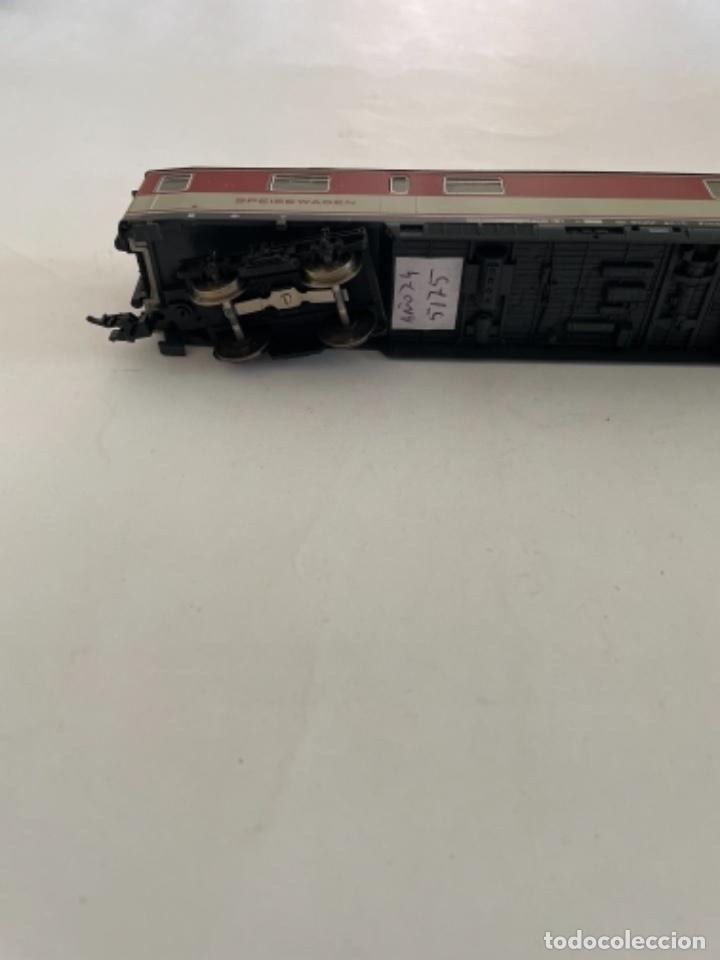 Trenes Escala: FLEISCHMANN. HO. REF 5175 COCHE RESTAURANTE DB CON LUZ - Foto 4 - 284692443