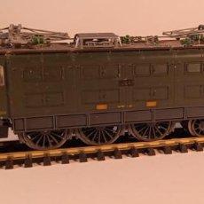 Trenes Escala: FLEISCHMANN E-LOK 10647 H0 DEL SSB, FUNCIONA, 408 GRAMOS, AÑO 1955-1960, ENVIO 4,80 EUROS, LOT 72. Lote 284752728