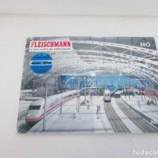 Trenes Escala: FLEISCHMANN H0 CATÁLOGO AÑO 2003. Lote 286012658